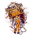 play on vector image