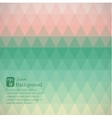 Abstract triangle background with place for your vector image