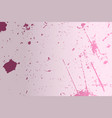 grunge violet background vector image vector image