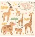 baand mommy animal set
