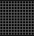 seamless mosaic squares pattern or vector image vector image