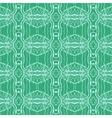 Vintage elegant seamless pattern vector image