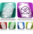-mail ok vector image