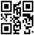 Qr code says FREE SHIPPING vector image