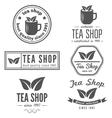 Set vintage labels emblems and logo templates
