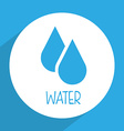 water label vector image vector image