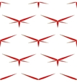 dragonfly seamless pattern vector image vector image