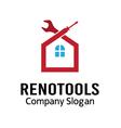Renotools Design vector image vector image