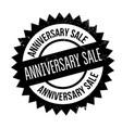 anniversary sale rubber stamp
