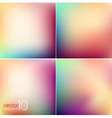 soft colored abstract background for design vector image vector image