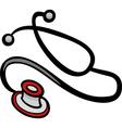 Stethoscope clip art cartoon