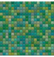 Background of colored mosaic vector image vector image