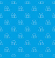 mine enter pattern seamless blue vector image vector image