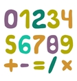 Handwritten Numbers Set