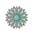 Indian ornament mandala