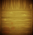 wooden Grungy Background vector image