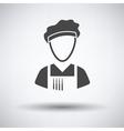 Artist icon vector image vector image