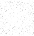 dotted pattern randomly disposed spots dots vector image