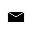 Envelope Icon Flat vector image vector image