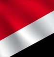 Sealand flag vector image vector image