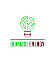 water energy logo template flat style icon design vector image vector image