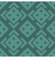 celtic knot seamless pattern one vector image vector image