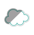 Clouds weather sky vector image vector image