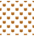 beer label pattern seamless vector image