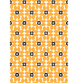 sunflowers - abstract seamless pattern