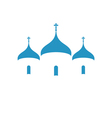 russia orthodox church christianity vector image