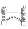 united kingdom icon image vector image