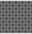 Wave geometric seamless pattern 105 vector image vector image