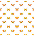 wild butterfly pattern seamless vector image