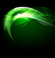 luminescence wave vector image vector image