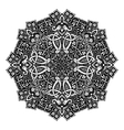 Oriental decorative element vector image