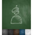 painter icon Hand drawn vector image vector image