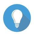 bulbshadow vector image vector image