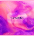 abstract composition text frame surface cover vector image
