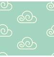 Clouds Pattern vector image