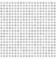 polka dot backdrop seamless geometric pattern vector image vector image