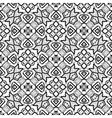 Retro ornamental seamless pattern vector image vector image