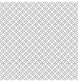 Simple seamless diamond pattern vector image vector image