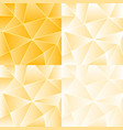 abstract background paper in soft golden colors vector image vector image
