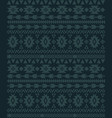 geometric ethnic ornament vector image