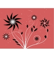 Blooming vector image vector image