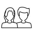 couple faceless avatar