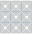 monochrome pattern vector image vector image