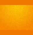 orange triangle mesh pattern background vector image