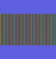 rgb spectrum pattern from red green and blue vector image
