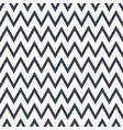 simple seamless zig zag geometric pattern vector image